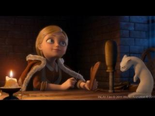 Видео к мультфильму «Снежная Королева» (2012): Трейлер №2