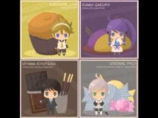 Vocaloid quartet - Korobushka