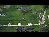 TERA EU CBT2 - GvG Evangelion vs Remake