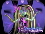 Starfire , Raven , Bloom , Stella , Huntik and Monster High - Monster High Fright Song