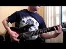 Chelsea Grin - Sonnet of the Wretched (Guitar cover by yarusetman)