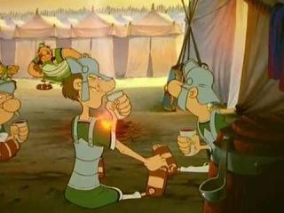 Asterix Amerikában (Teljes - Magyar szinkron)