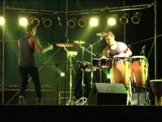 День города Никополь 2012 концерт гр.