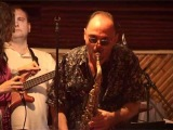 Tamara Raven Quintet in Gagra Malibu Club - Hit the Road, Jack!