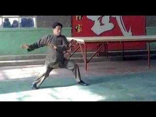 Чень Сяован показательные выступления