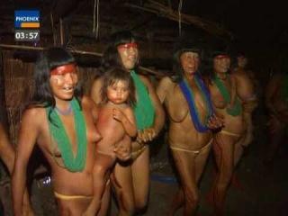 Xingu Indians