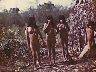Brasil. The naked world of the Xingu indians in 1946 part 2