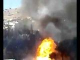 Сирия. ССА разорвала на куски танк алавитской армии