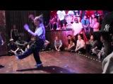 House Dance UK '12 Malcom (Serrial Stepperz) Vs Dasha Jiga Boo