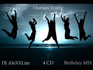 Dj AleXXLim - Human Traffic vol.4