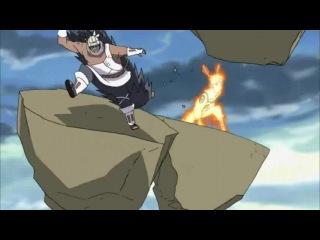 Naruto: Shippuuden / Наруто: Ураганные хроники - 299 серия (Rain Death) HQ