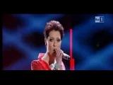 Festival di Sanremo 2013: Simona Molinari e Peter Cincotti