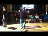 Regina / Mulla / Romeo vs Alliashka crew (hip-hop 3x3)