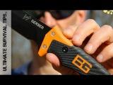 NEW! Gerber Bear Grylls Ultimate PRO Survival Knife - REVIEW - Best Gerber Survival Knife? 31-001901