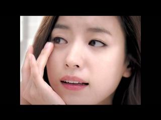 한효주(Hanhyojoo) CF.LG생활건강.숨37.시크릿 아이크림.Secret programming eye cream