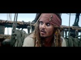Pirates of the Caribbean On Stranger Tides - Blackbeard, Zombies, Mermaids HD