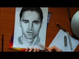 Ibrahim Afellay Speed Drawing