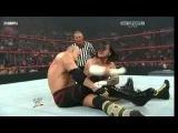 WWE Cm Punk Vs Kane Backlash 2009