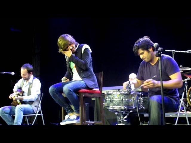 MELOCOS - Por hablar (26032012) Teatro Calderón