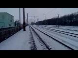 Працівники залізниці коментують поломку Хюндая. Обережно ненормативна лексика!