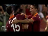 Pablo Osvaldo Amazing Goal - Roma 1-1 Catania HD - 2682012