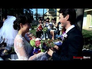Анна и Ким - Песочная церемония