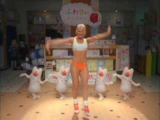 ふわりぃランドセル2009年30秒CM【協和】「軽くなりたいの&#65281