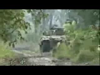 Боевые действия в Чечне 1996 год