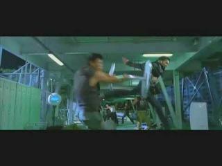 Горячая точка / Flash Point (2007) Трейлер