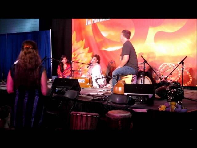 Karnamrita Dasi - 2011 Boston Yoga and Chant Fest