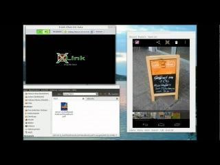 Простой способ копирования файлов через WiFi, между Android устройствами, а также между Android устройствами и ПК . X-link