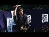 Tenshin Shoden Katori Shinto Ryu (sugino) Meiji Jingu Kobudo Enbu 2012