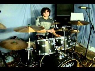 прикольное соло на барабанах, drum? shamanra, радикал