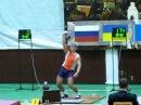 Anton Anasenko - Snatch 32 kg kb 179 reps