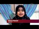 Why I wear Hijab - 6 year old Taheera Nasser