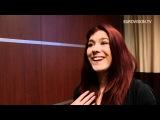 Interview with Pernilla Karlsson (Finland) in Amsterdam