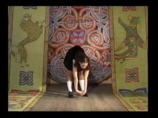 Ирландские танцы от школы Иридан. Урок 1