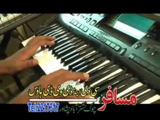 RAHIM SHAH & SITARA YOUNIS - PASHTO VERY NICE SONG.