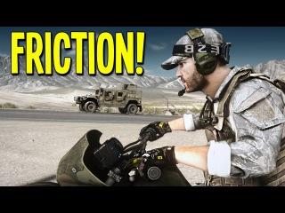 FRICTION! - Battlefield 3