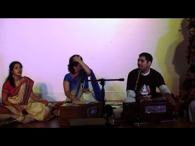 Janmastami Bhajan - Karnamrita - Krishna Jinika Namahe