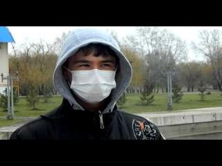 Соц. ролик на тему туберкулёза