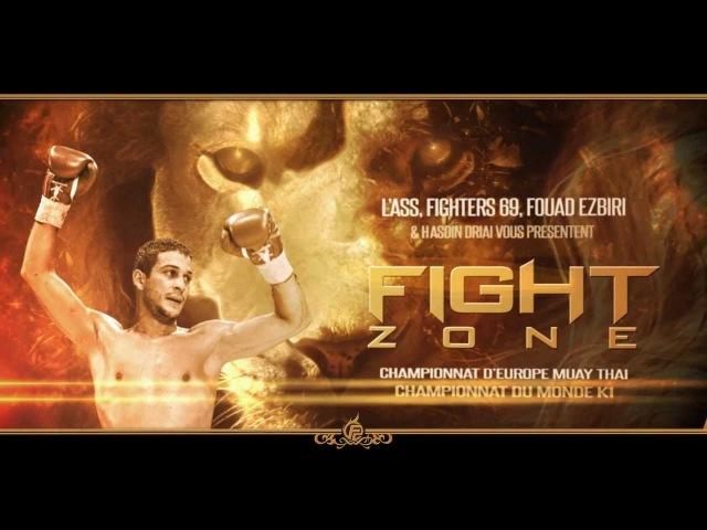 Bafétimbi Gomis Arnold Mvuemba Fight Zone 7ème Edition Préparation pour le combat