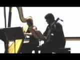 Piero Viti (chitarra) - Paloma Tironi (arpa) - Ferdinando Carulli Duetto op. 196 N°1