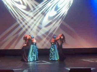 Ангелина и Илона дуэт на концерте Полет Колибри
