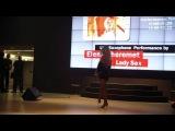 Елена Шеремет в 3D в Берлине (Vestel Expo 3D)