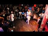 House Dance UK| Semi Finals| Kash vs Babson