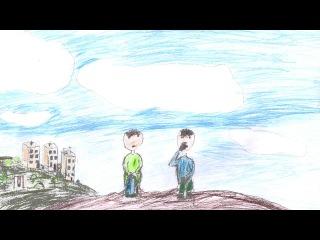 Мини-анонс детских рисованных мультфильмов