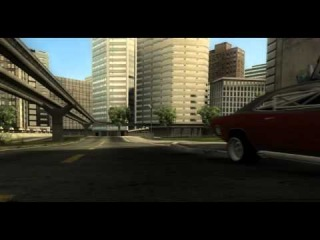 FlatOut 2 Dodge Charger SSF restyle by wert.avi