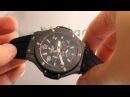 HUB0027 Hublot Big Bang Tuiga 1909 Edition All Ceramic Chronograph Watch Review