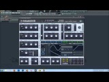 NI Massive Dubstep SynthLead Tutorial by Valzugg